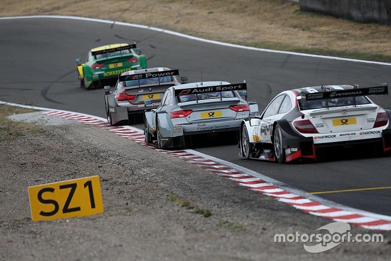 DTM-Fahrer fordern Ausweitung der Punkteränge