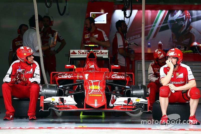Ferrari onthult geluid van de nieuwe F1-motor