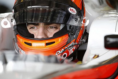 Daniel De Jong regresa con MP Motorsport