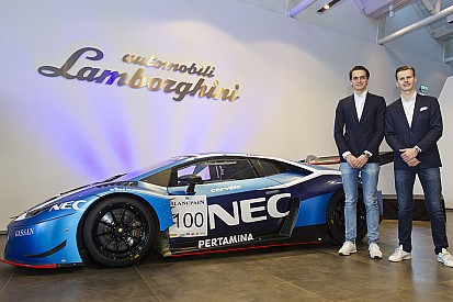 Mul en Van Splunteren in Blancpain GT Series