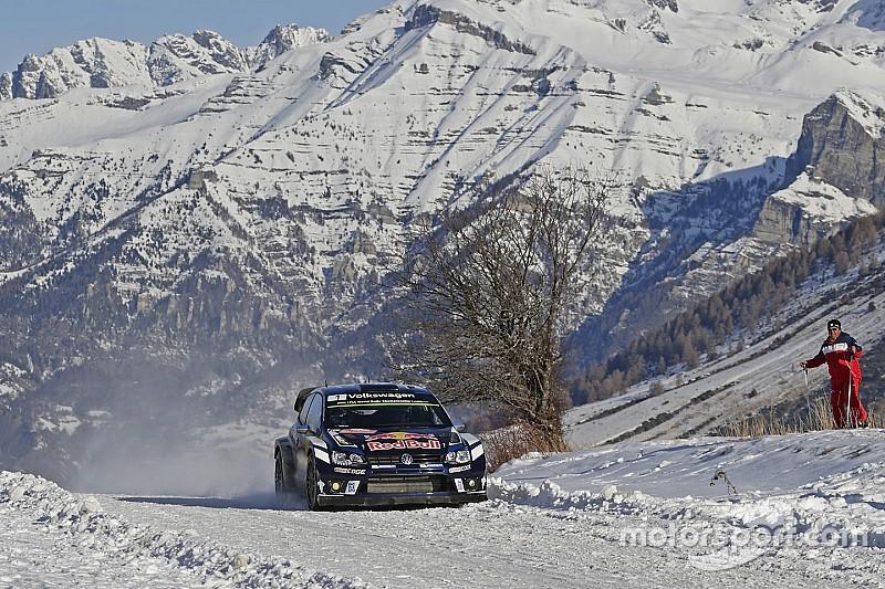 Rally di Svezia, PS3: tris di Ogier, ma danneggia una sospensione!