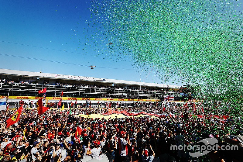 Ecclestone says Monza F1 future no longer in his hands