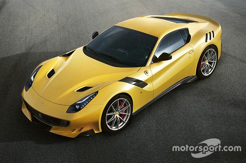 Ferrari overweegt ontwikkeling hybrideversie van F12berlinetta
