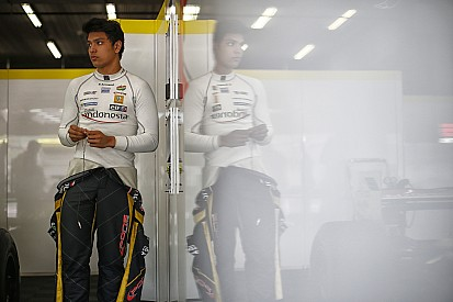Armand moves to GP2 with Trident