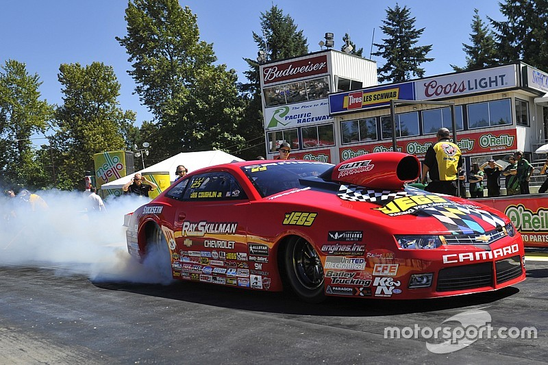 Pro Stock: Five-time world champion Jeg Coughlin embracing new-look