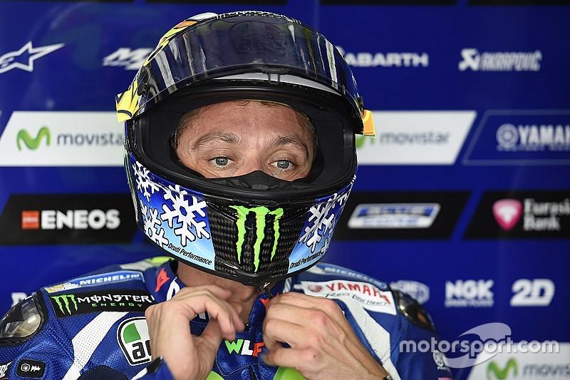Rossi quiere un nuevo contrato de dos años