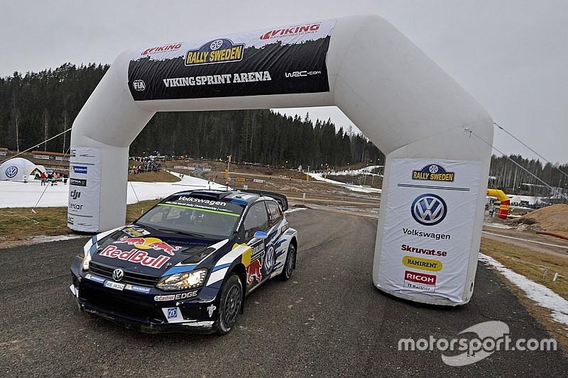 Rally di Svezia, PS7: Ogier riparte subito a razzo