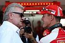 Ex-empresário pede informações precisas sobre Schumacher