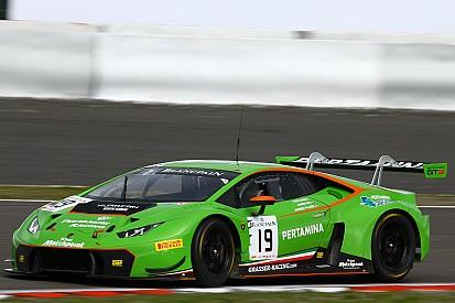 Niederhauser, Babini e Zampieri firmano con Attempto Racing