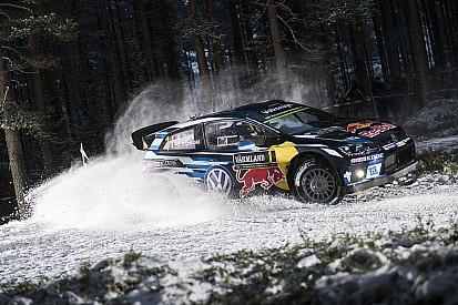 Ogier wint WRC Zweden