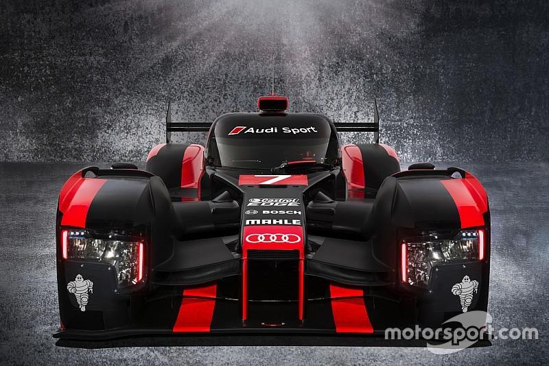 Betrouwbaarheid een zorg bij nieuwe Audi LMP1, aldus Duval