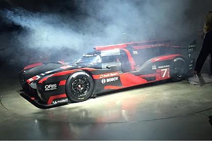 L'Audi va a caccia dell'affidabilità della nuova R18