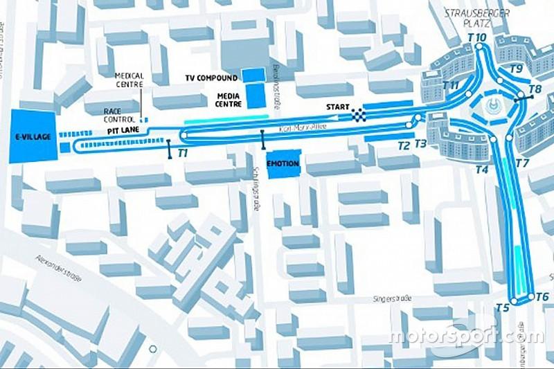 L'ePrix de Berlin aura lieu en centre-ville