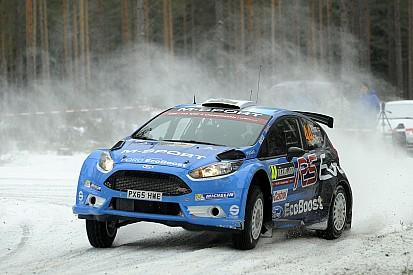 WRC2 - Evans mate les Nordiques et s'échappe au Championnat