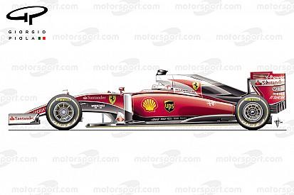 Analyse: Waarom kiest Ferrari voor een andere livery?