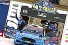 El nuevo Ford Fiesta R5 EVO gana en Suecia. ¿Ya es mejor que el Skoda Fabia?