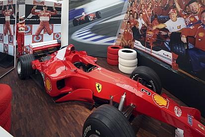 Une exposition de deux ans consacrée à Michael Schumacher