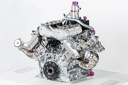 Porsche dévoile les photos de son moteur LMP1