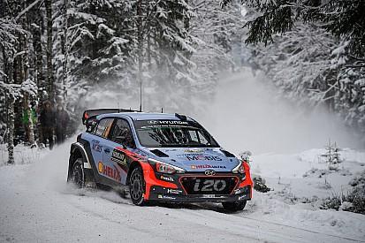 Hyundai усилит i20 WRC перед мексиканским этапом