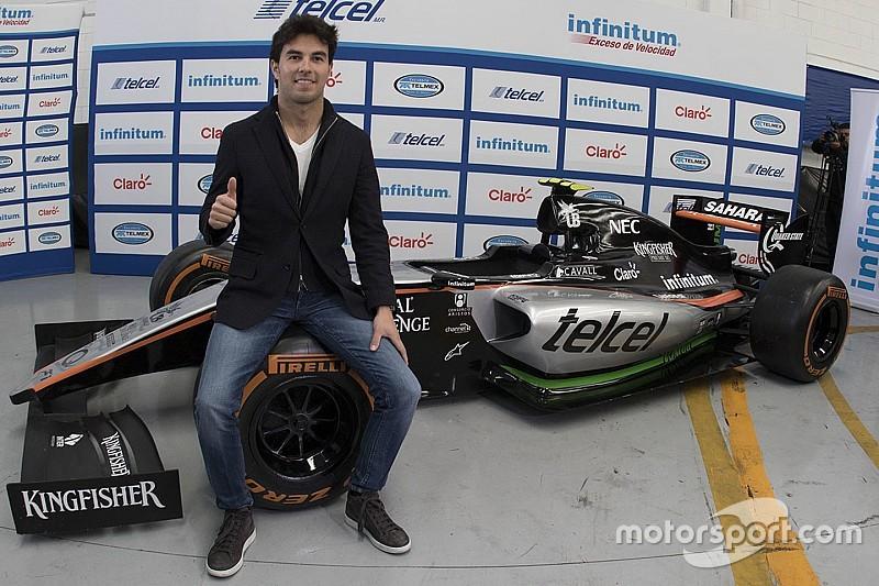 ¿El Force India soñado?