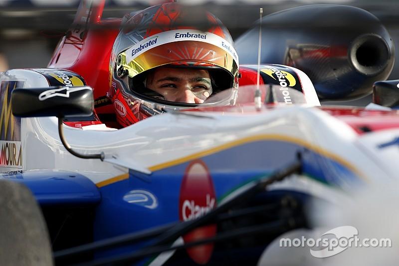 Fittipaldi - Le physique est crucial en F3.5
