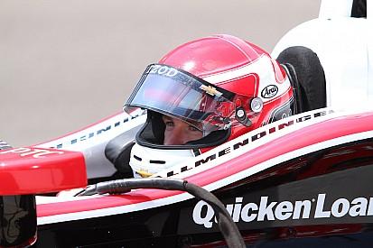 A.J. Allmendinger: IndyCar-Comeback nur im geschlossenen Cockpit