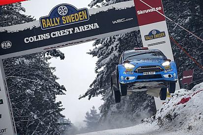 Galería: Las mejores fotos del Rally de Suecia