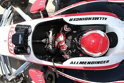 """Allmendinger: """"nunca mais corro em um cockpit aberto"""""""