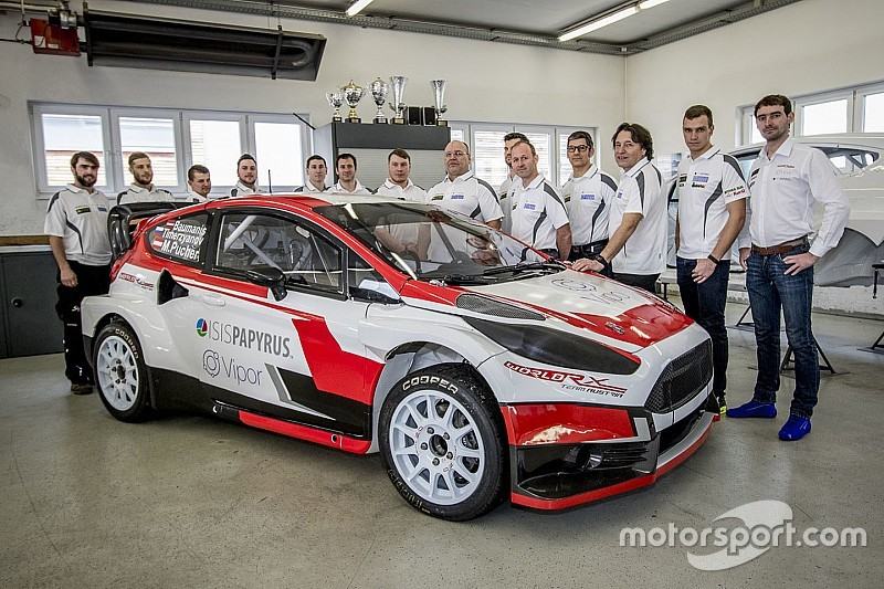 Timerzyanov et Baumanis chez Team Austria