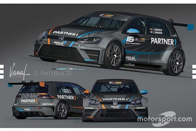 Ufficiale: Vanbellingen e Dermont in Benelux Series con Milo Racing