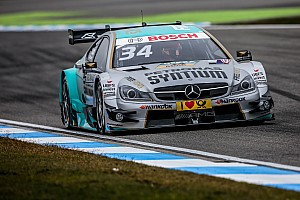 DTM Interview Ocon: DTM better preparation for F1 than GP2
