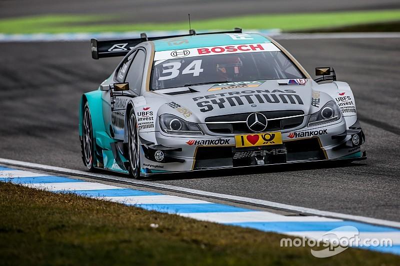 Ocon: DTM better preparation for F1 than GP2