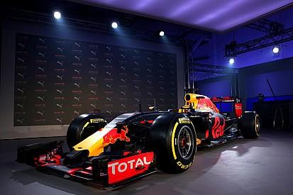红牛F1: 2016年可别小瞧我们