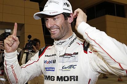 """Webber: """"A Le Mans si andrà quattro secondi più piano!"""""""