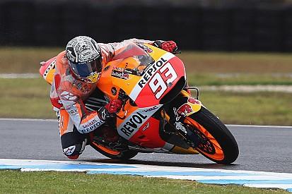 Marquez voorzichtig ondanks 'grote stap' van Honda
