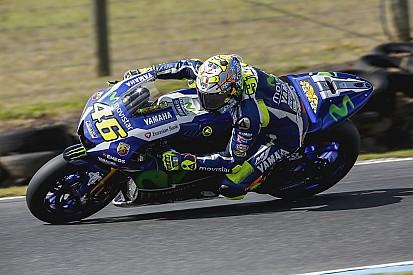 Feliz, Rossi se sente mais perto de Lorenzo após treinos