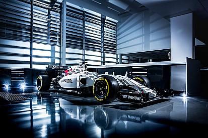 2016年威廉姆斯F1战车发布