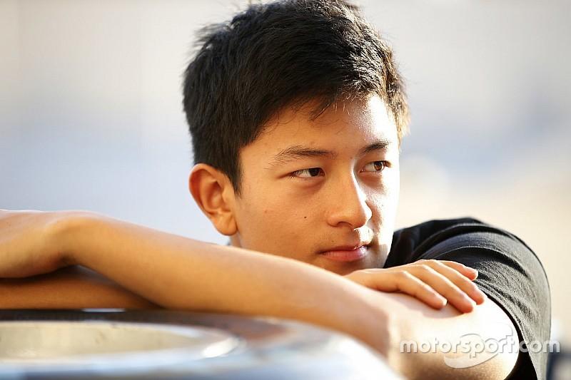 哈里恩多确认2016马诺F1车手席位