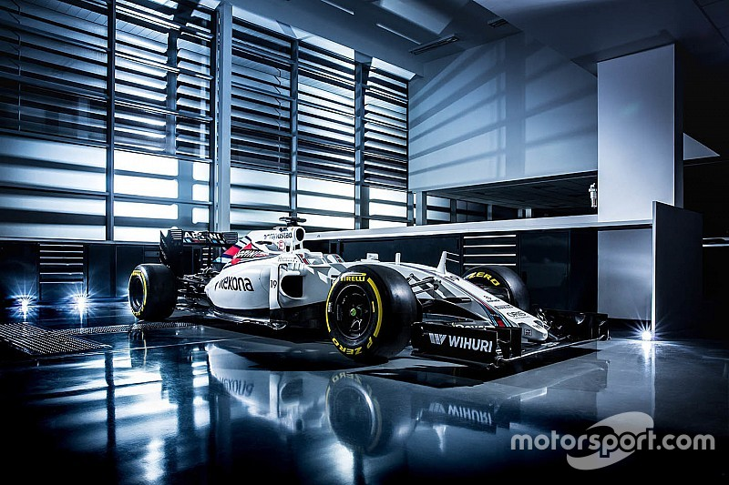 Williams dévoile la FW38