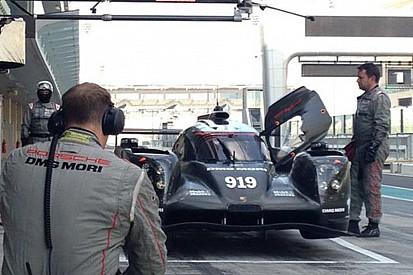 Porsche a validé ses choix pneumatiques à Abu Dhabi