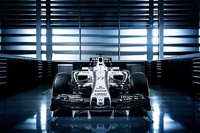 Williams toont eerste foto's van nieuwe FW38