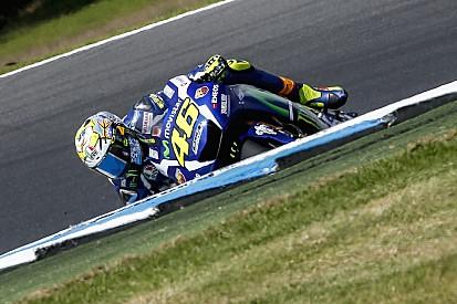 "Valentino Rossi ha scelto la Yamaha M1 ""ibrida"""
