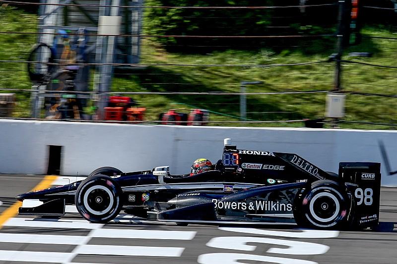 L'équipe de Bryan Herta fusionne avec Andretti Autosport; Maldonado au volant?