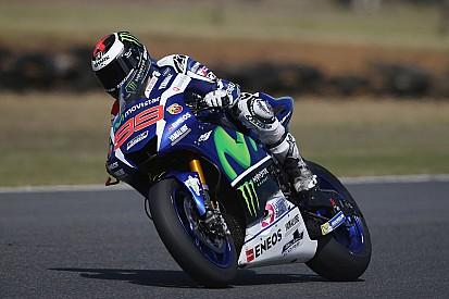 Лоренсо остался недоволен итогами тестов в Австралии