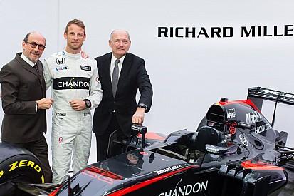 McLaren remplace TAG Heuer par Richard Mille