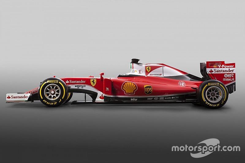 Ferrari zeigt den SF16-H