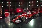Com mais branco, Ferrari revela pintura para temporada 2016