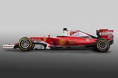 Photos - La nouvelle Ferrari SF16-H en images