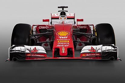 Galería: El nuevo Ferrari SF16-H
