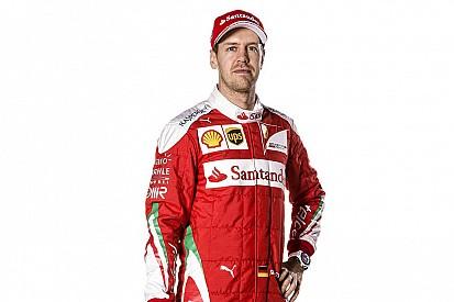 Vettel hoopt met nieuwe Ferrari voor titel te kunnen gaan